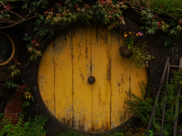 There and Back Again... Samwise Gamgee's Door