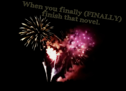 finishing that novell 2