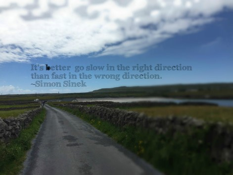 Better to go slow 4
