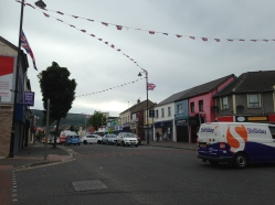 The Shankill Road before the Twelfth of July
