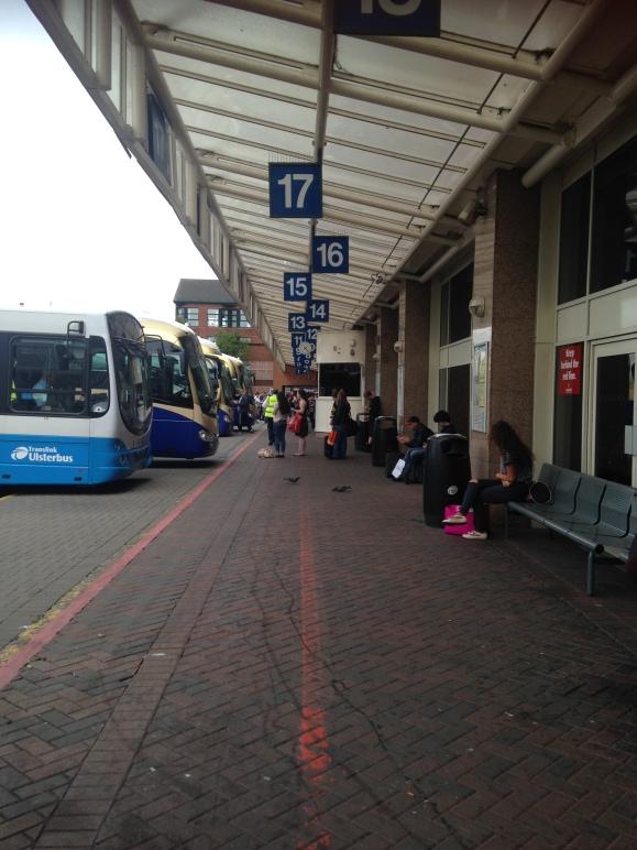 Europa Bus Centre