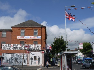 The Shankill Road